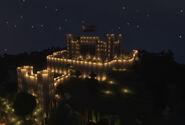 Eret Castle Shader Night