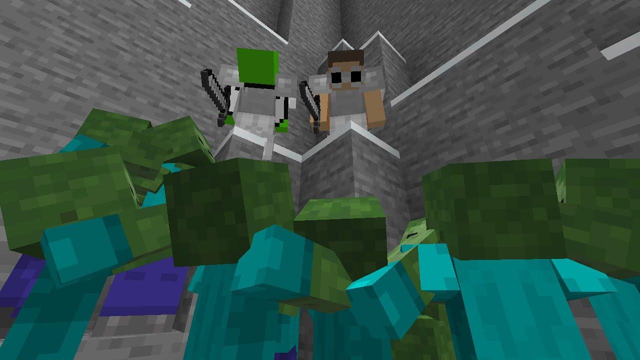 Minecraft: Zombie Apocalypse  Dream Team Wiki  Fandom