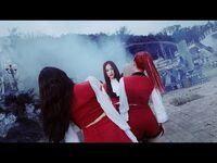 Dreamcatcher(드림캐쳐) 'BEcause' Dance Video (MV ver