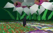 STUPOPID GREY MANWITH FLOWERS3