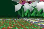STUPOPID GREY MANWITH FLOWERS2
