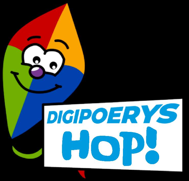 Digipoerys Hop!