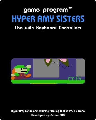 Hyper Amy Sisters