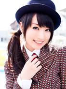 Portrait of Nana Mizuki (2012, V3)