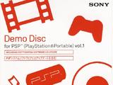 Demo Disc for PSP vol. 1 (El Kadsreian)