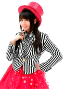 Portrait of Nana Mizuki (2013, V6)