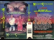 Opening & Closing To Night Stalker 1986 VHS