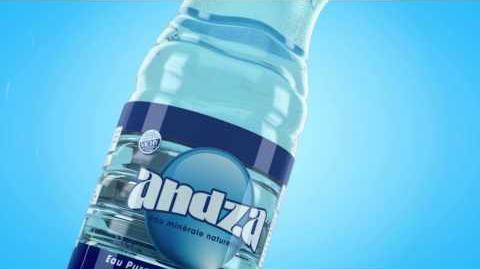 ANDZA, l'eau pure des hauts plateaux !