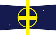 Flag of Saranam (1956-1969)