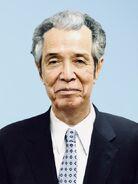 Kouki Minami official presidental portrait