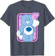 Care Bears Grumpy Bear t shirt