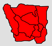 Districts of Malodin