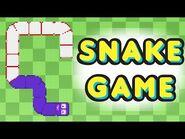 Snake Pixel Game - Numberblocks Animation