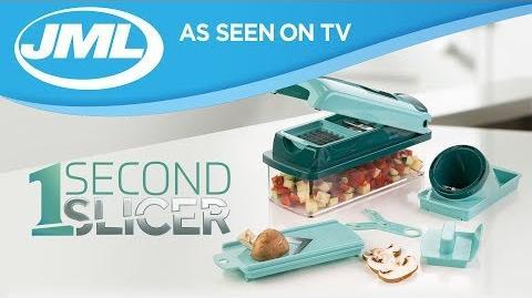1 Second Slicer from JML