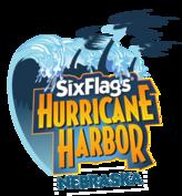 Six Flags Hurricane Harbor Nebraska logo.png