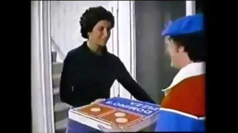 1978 Domino's Pizza Commercial