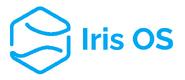 Iris OS Logo 2021
