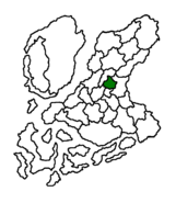 Map of Daneioane