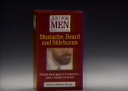 Just For Men Mustache, Beard, and Sideburns hair color (1993)