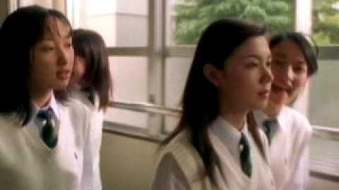 AC CM 公共広告機構 DRUGS KILL TEENS 小峯麗奈