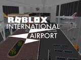 Roblox International Airport