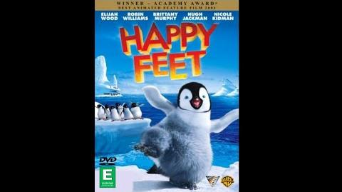 -Fanon- Opening to Happy Feet 2007 DVD (El Kadsre)