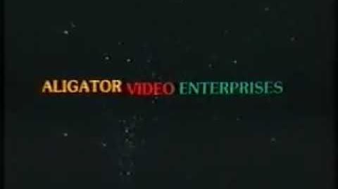 (Greece) Aligator Video Enterprises (1980)