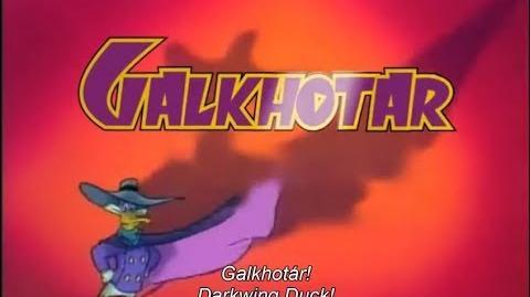 """Darkwing Duck (""Galkhotar"")"" - Crootch opening (version 1 - sung by pshq)"