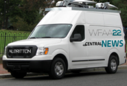 Albritton Cunningham WFAA News Van