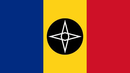 Flag of North El Kadsre.png