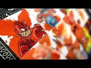 Desenhando TRICKY FASE 3 em diferentes estilos - FRIDAY NIGHT FUNKIN - MADNESS COMBAT