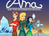 Ama and the Mysterious Crystal (DVD, Region 2/4, 2006)