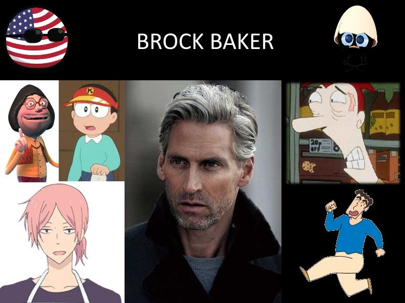 Brock Baker