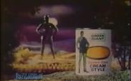 Green Giant ceamed corn circa 1972