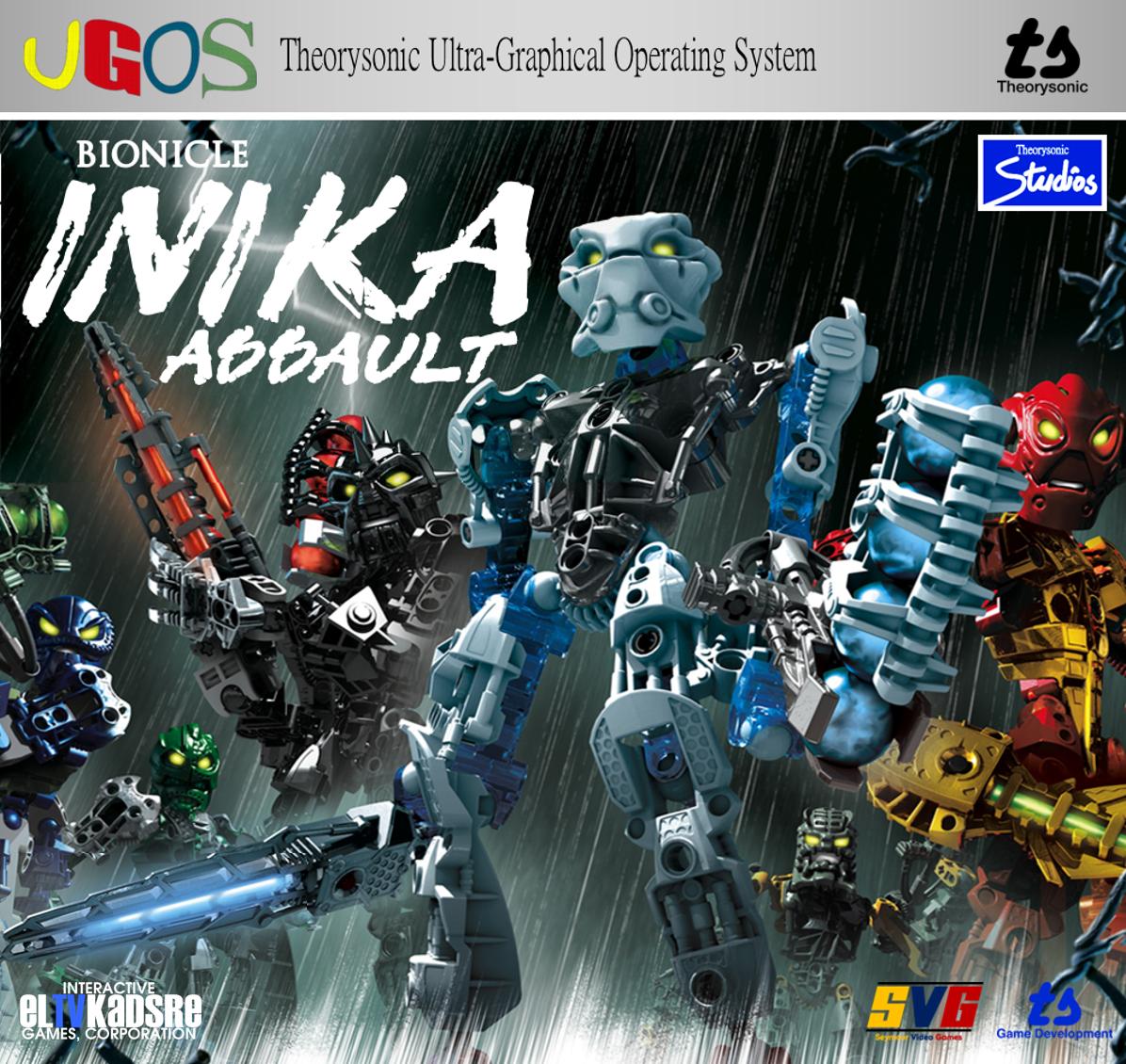 Bionicle: Inika Assault