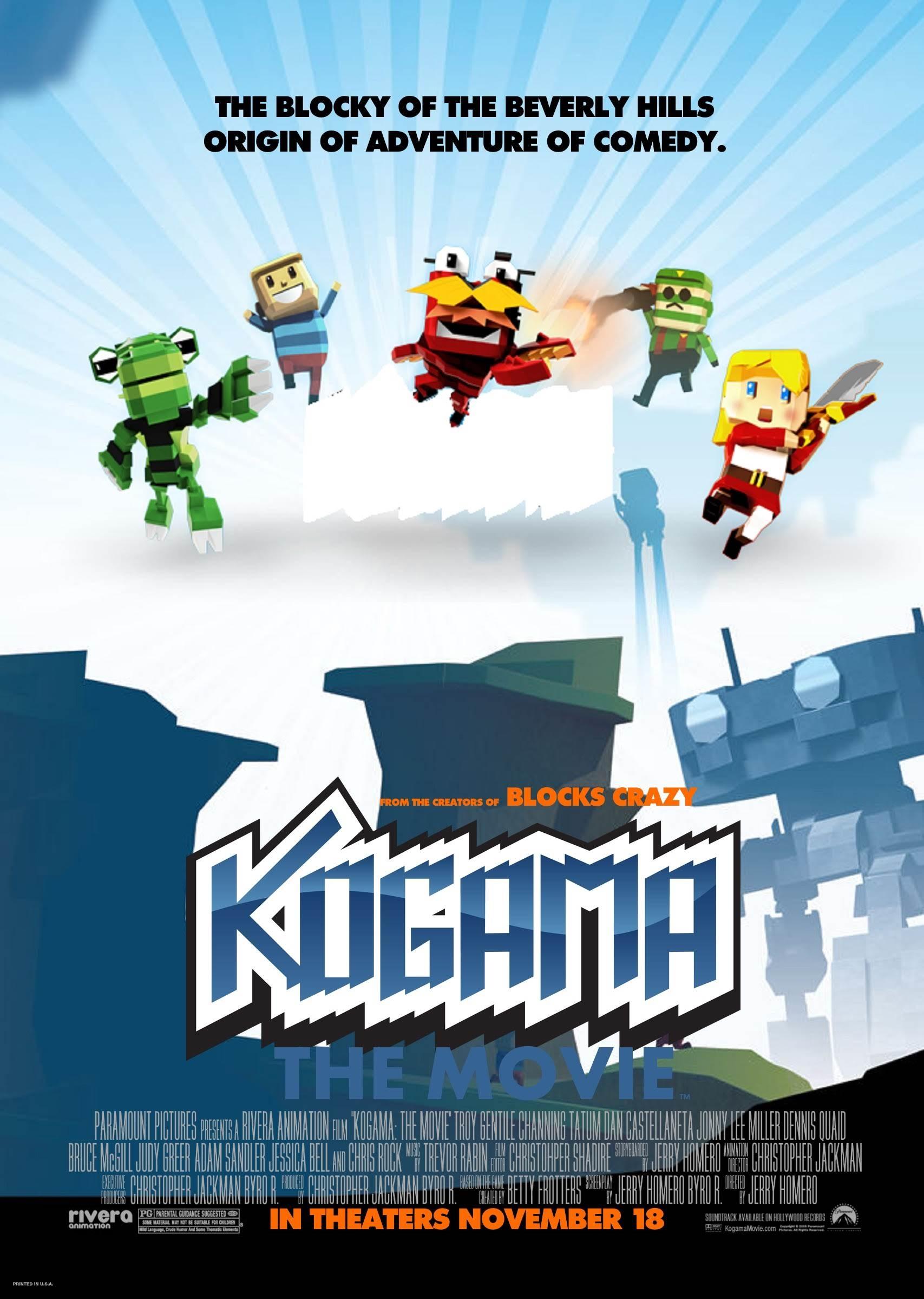 KoGaMa: The Movie