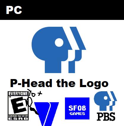 P-Head the Logo