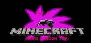Minecraft Ender Dragon toy Eruowood