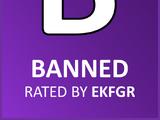 List of video games banned in El Kadsre