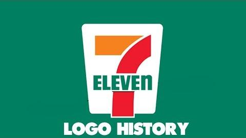 7 Eleven Logo Commercial History ( 196)