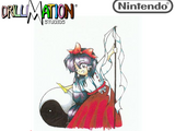 Touhou Reiiden: The Highly Responsive to Prayers (Drillimation)