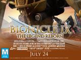Bionicle IX: The Legend Reborn