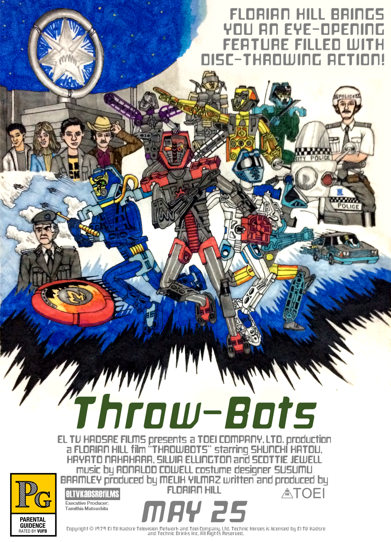 Throwbots