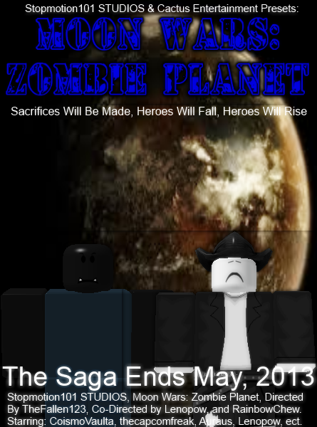 Moon Wars Zombie Planet