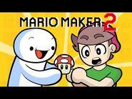 "Two ""Pro"" Animators Play Mario Maker 2"