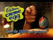 Cadbury Creme Egg EK TVC 2002