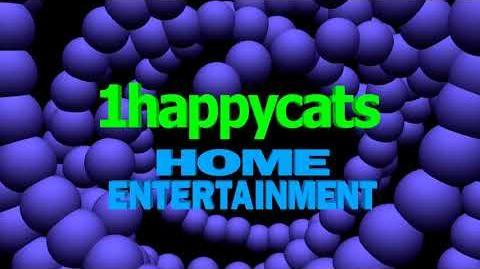 1happycats Home Entertainment logo