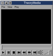 Theorymedia 4 screenshot