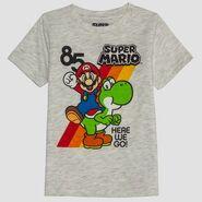 Super Mario 85 (with Yoshi) t shirt