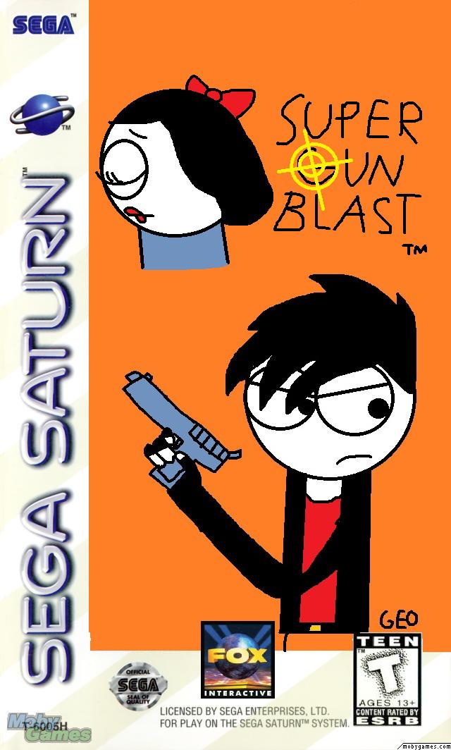 Super Gun Blast